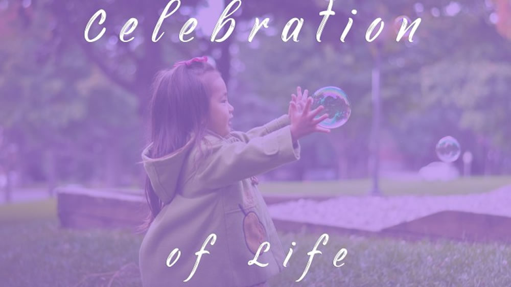 Celebration of Life Image