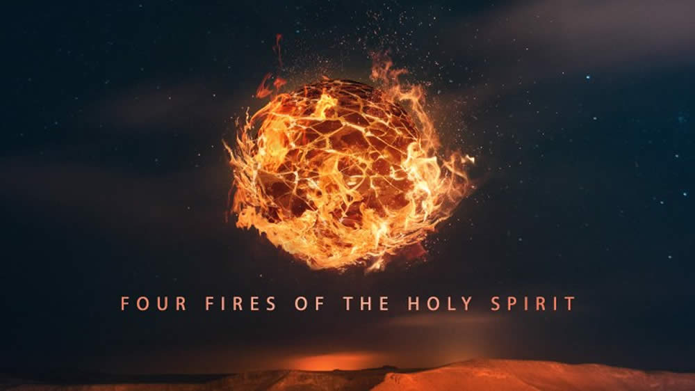Four Fires of the Holy Spirit Image