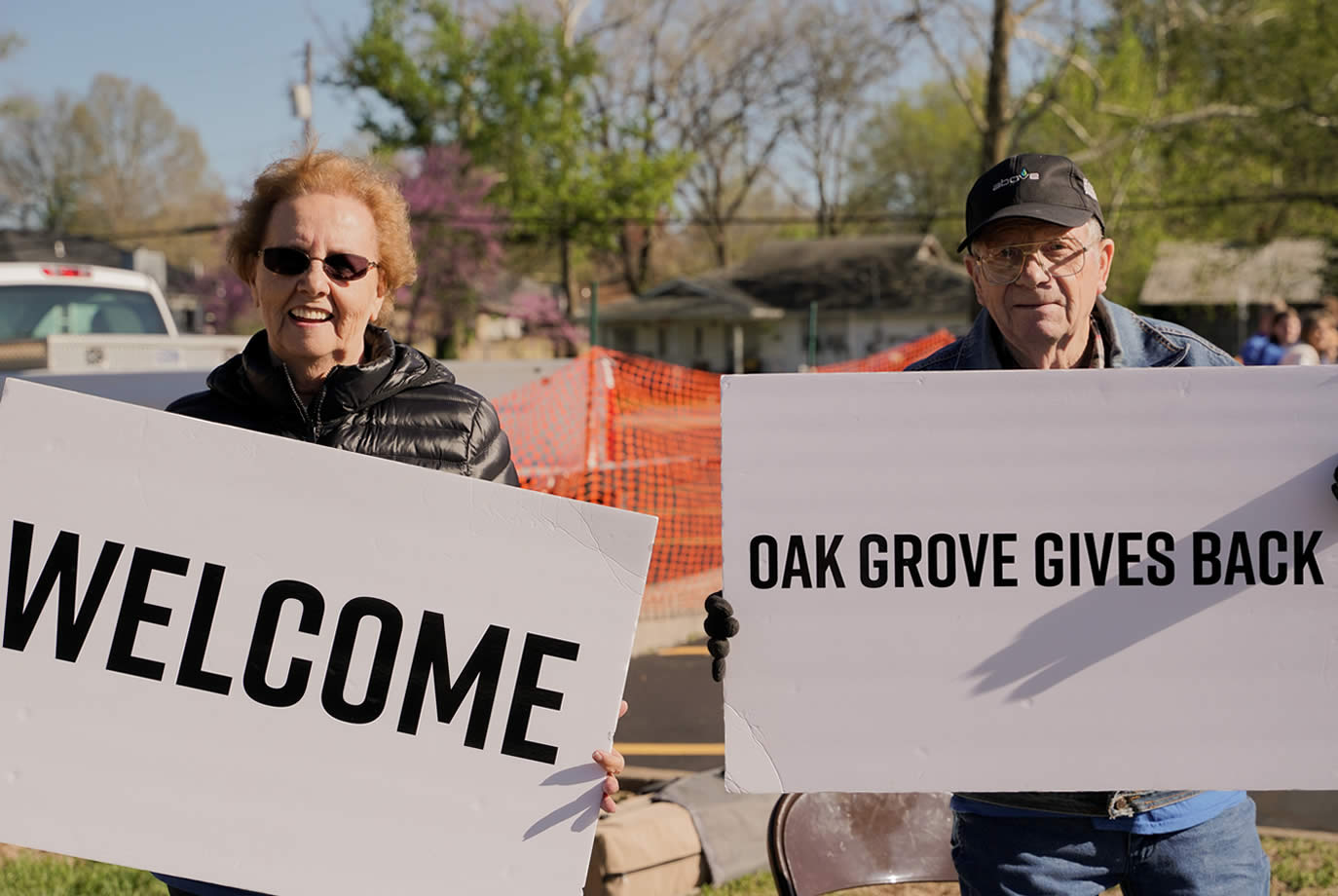 Oak Grove Gives Back