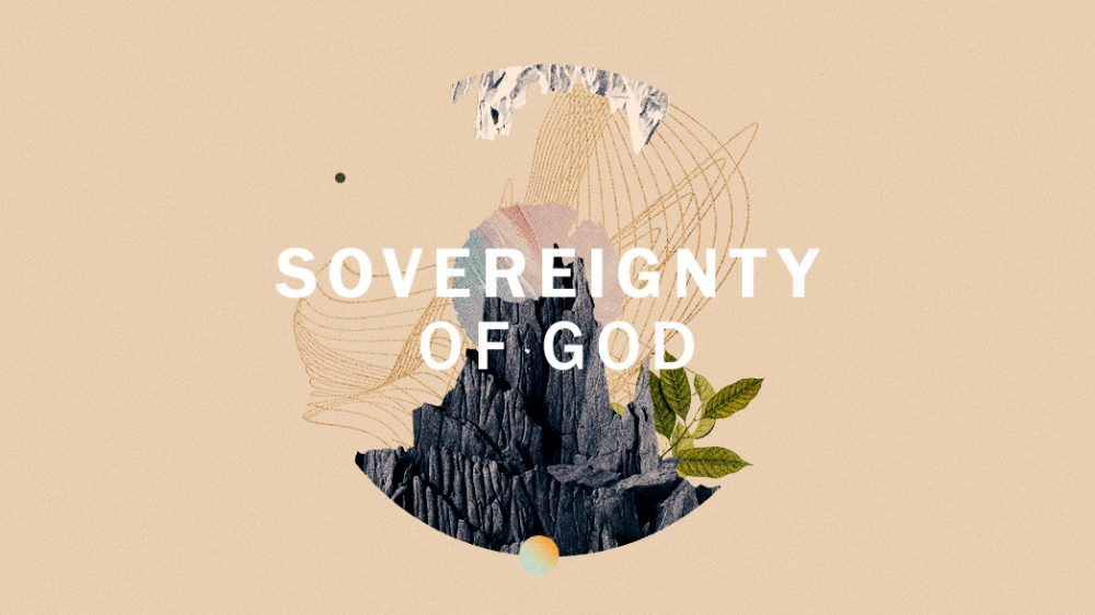 The Sovereignty of God Image