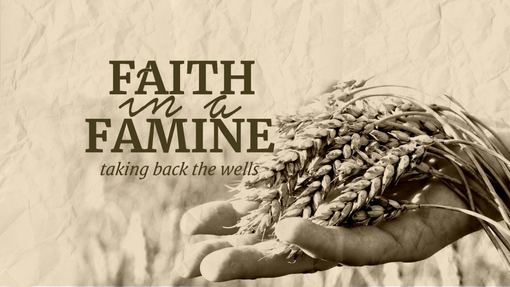 Faith in a Famine: Part 5 Image