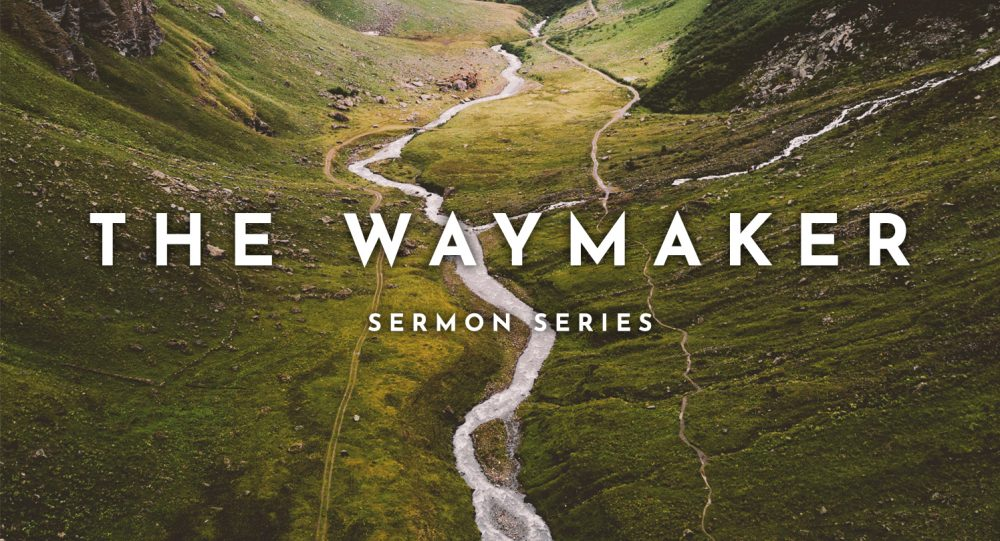 The Waymaker: Series #4 Image
