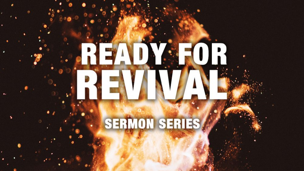 Ready For Revival: Series #1 Image