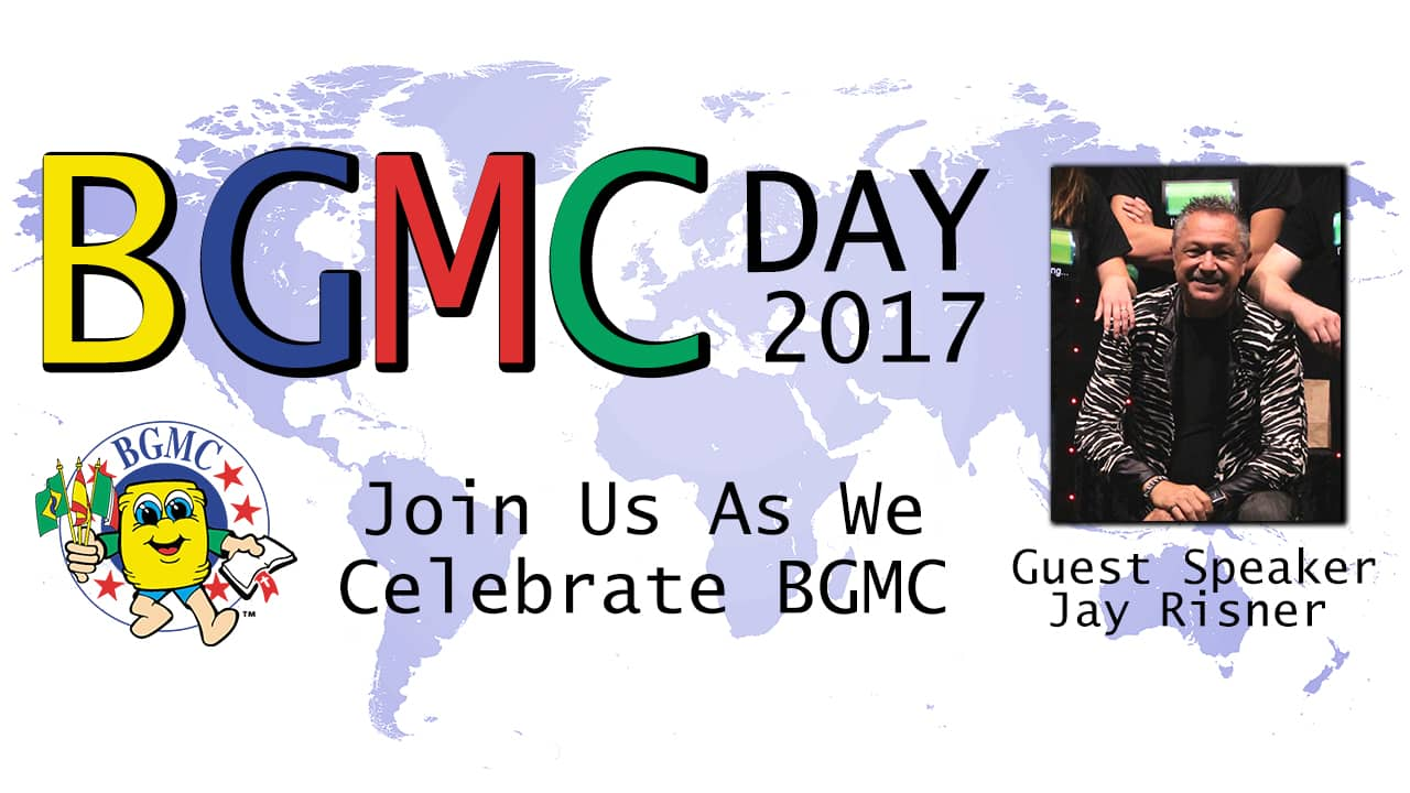 National BGMC Day Service Image